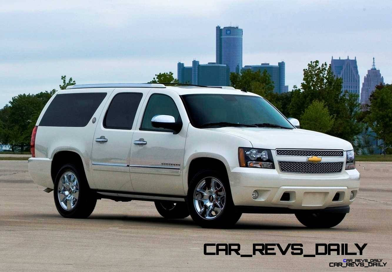 the evolution of the chevrolet suburban from 1915 to 2015  u00bb car