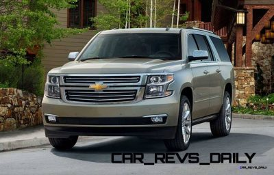 Evolution of the Chevrolet Suburban24