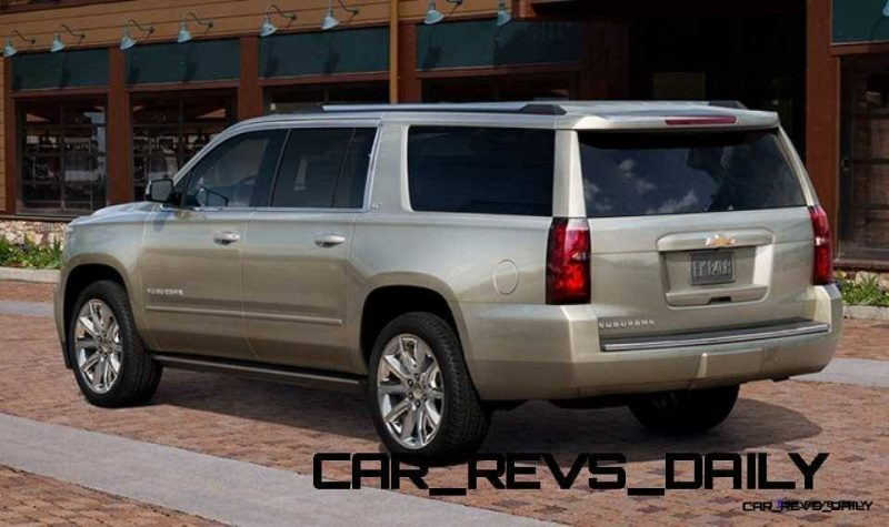 Evolution of the Chevrolet Suburban26