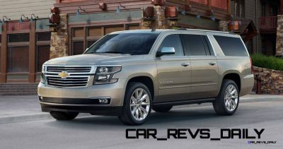 Evolution of the Chevrolet Suburban27