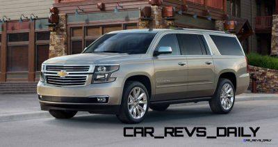 Evolution of the Chevrolet Suburban27