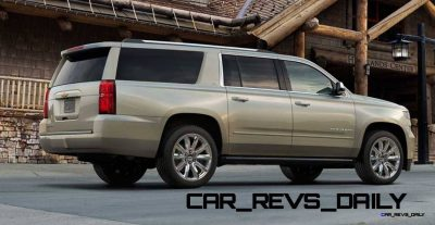 Evolution of the Chevrolet Suburban28