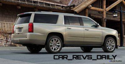 Evolution of the Chevrolet Suburban28