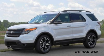 Ford Explorer Sport - Photo Showcase1