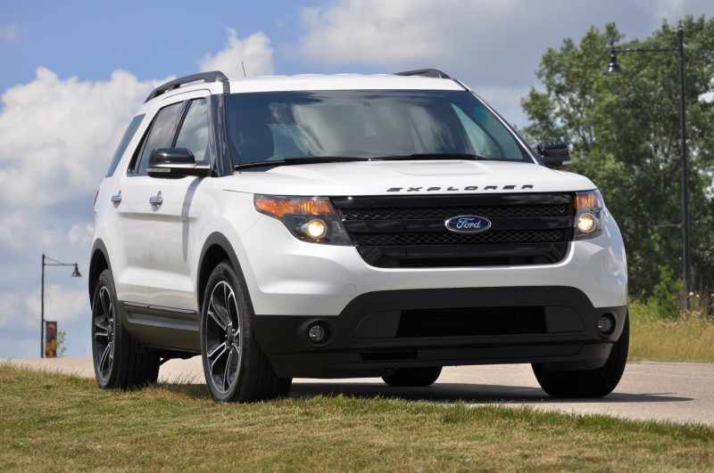 Ford Explorer Sport - Photo Showcase10