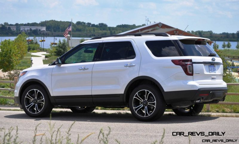 Ford Explorer Sport - Photo Showcase3