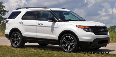 Ford Explorer Sport - Photo Showcase8