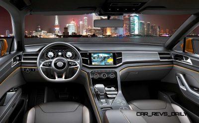 Hottest LA Debuts VW CrossBlue Coupe - Concept