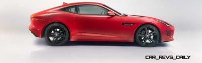 Jaguar Makes a WINNER!  2015 F-type Coupe Debuts Three Gorgeous Flavors, Pricing, Up to 550 HP!21