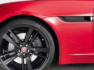 Jaguar Makes a WINNER! 2015 F-type Coupe Debuts Three Gorgeous Flavors, Pricing, Up to 550 HP!22