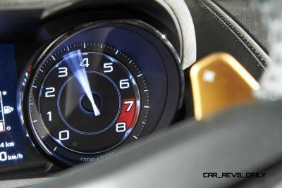 Jaguar Makes a WINNER! 2015 F-type Coupe INTERIOR2