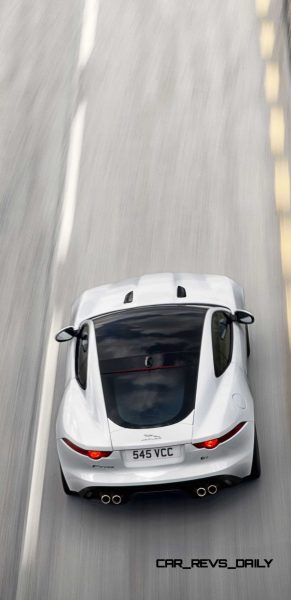 Jaguar Makes a WINNER! 2015 F-type R Coupe Debut15
