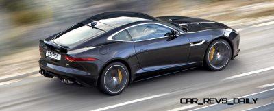 Jaguar Makes a WINNER! 2015 F-type R Coupe Debut17