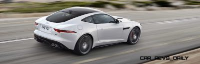 Jaguar Makes a WINNER! 2015 F-type R Coupe Debut21