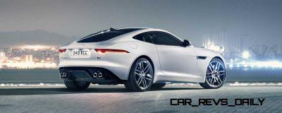 Jaguar Makes a WINNER! 2015 F-type R Coupe Debut23