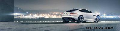 Jaguar Makes a WINNER! 2015 F-type R Coupe Debut24
