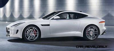 Jaguar Makes a WINNER! 2015 F-type R Coupe Debut25