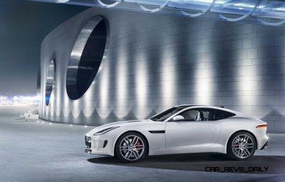 Jaguar Makes a WINNER! 2015 F-type R Coupe Debut26