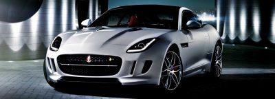 Jaguar Makes a WINNER!  2015 F-type R Coupe Debut28