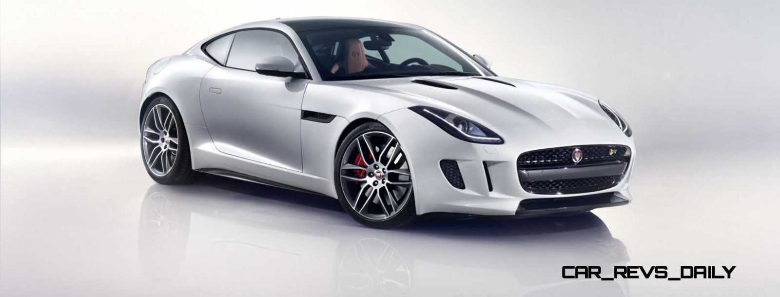 Jaguar Makes a WINNER!  2015 F-type R Coupe Debut29