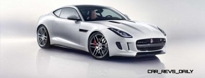 Jaguar Makes a WINNER! 2015 F-type R Coupe Debut29