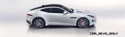 Jaguar Makes a WINNER!  2015 F-type R Coupe Debut30