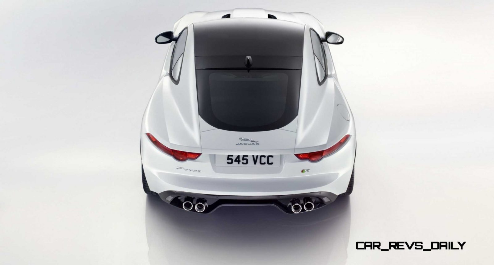 Jaguar Makes a WINNER!  2015 F-type R Coupe Debut31
