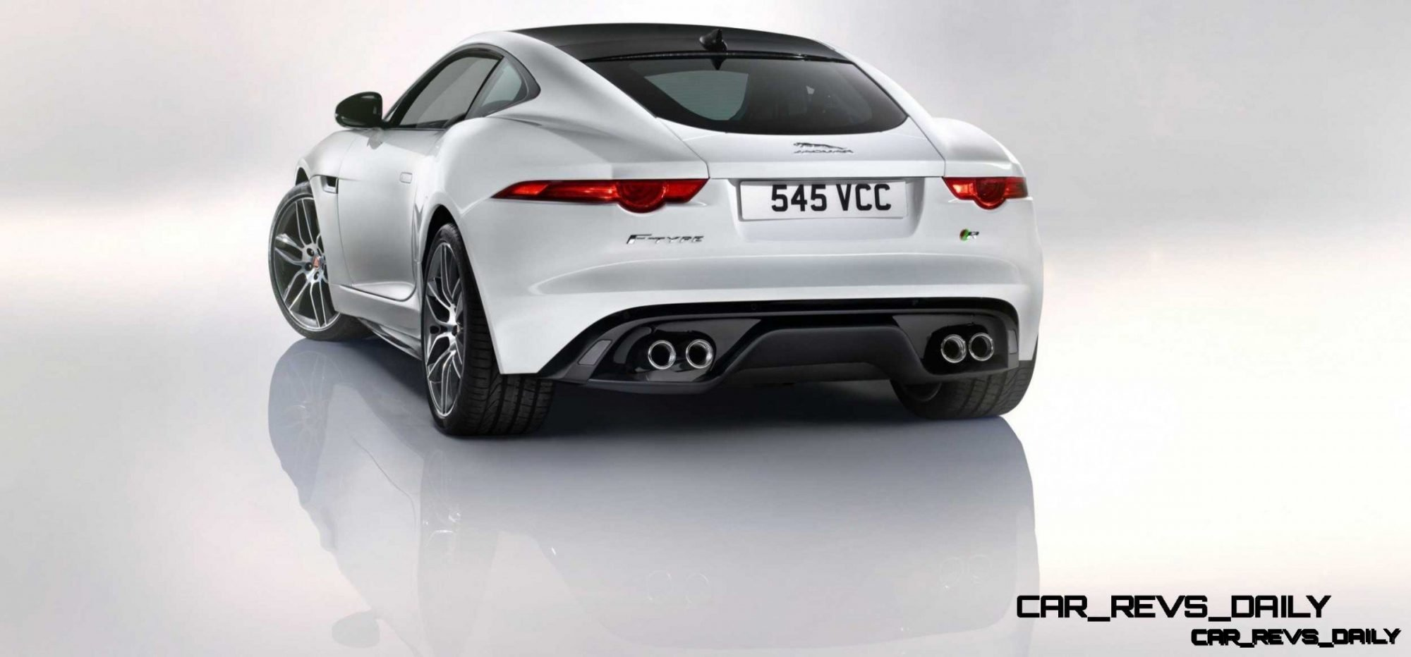 Jaguar Makes a WINNER! 2015 F-type R Coupe Debut33