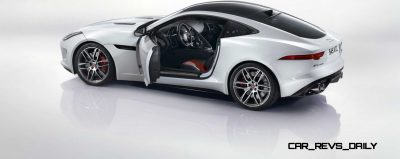 Jaguar Makes a WINNER! 2015 F-type R Coupe Debut34