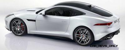 Jaguar Makes a WINNER! 2015 F-type R Coupe Debut35