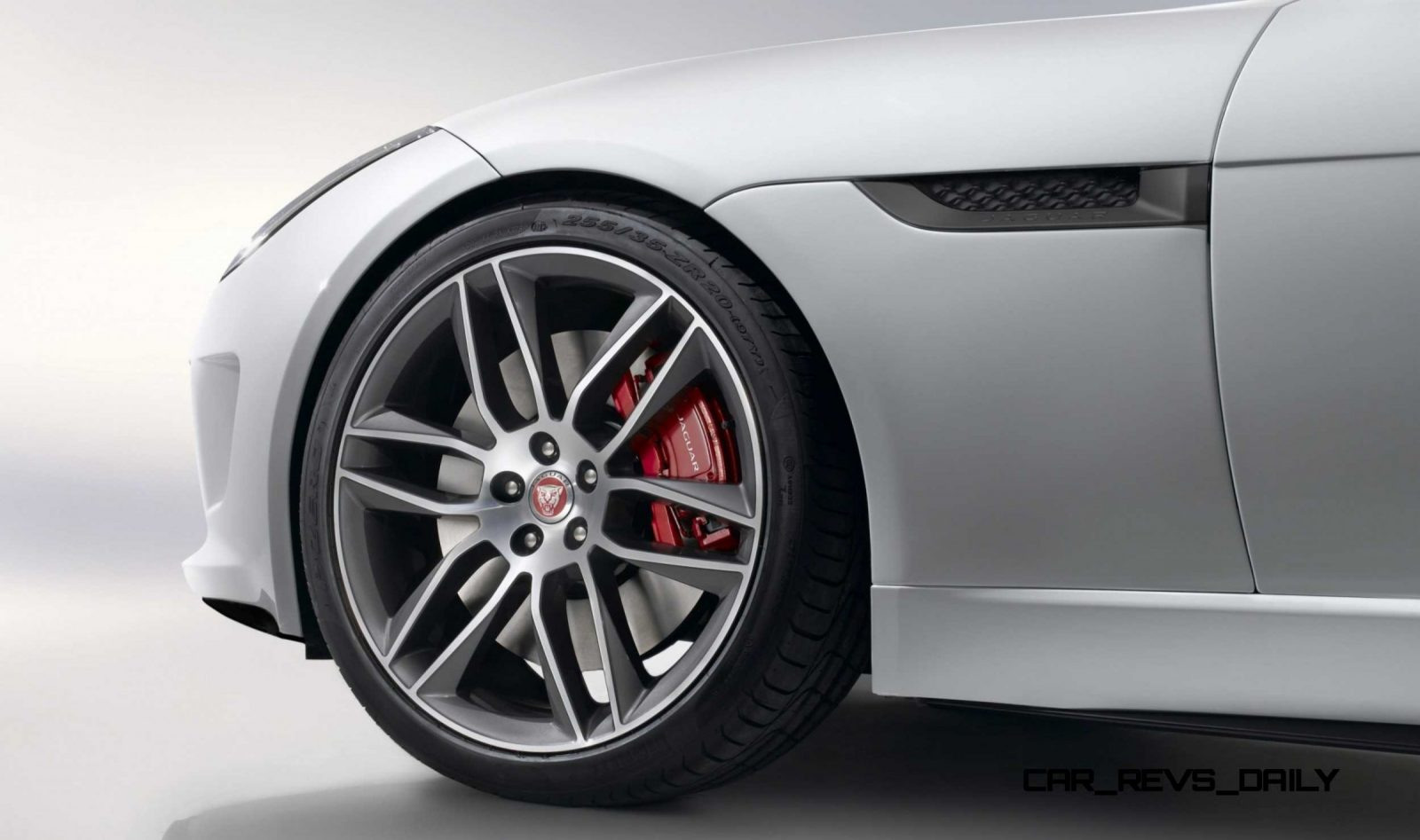 Jaguar Makes a WINNER!  2015 F-type R Coupe Debut36