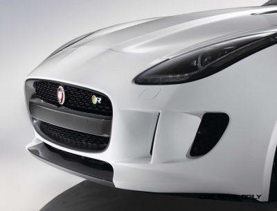 Jaguar Makes a WINNER!  2015 F-type R Coupe Debut37