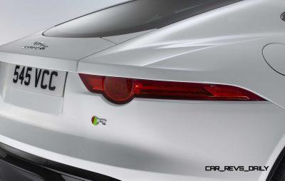 Jaguar Makes a WINNER! 2015 F-type R Coupe Debut38