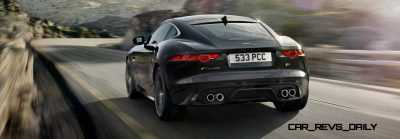 Jaguar Makes a WINNER! 2015 F-type R Coupe Debut4