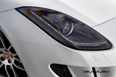 Jaguar Makes a WINNER! 2015 F-type R Coupe Debut40