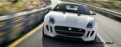 Jaguar Makes a WINNER! 2015 F-type R Coupe Debut7