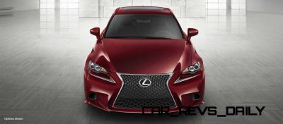 Lexus-IS-F-Sport-Exterior-MatadorRedMica-18-inchSplit-Five-SpokeAlloy3