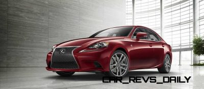 Lexus-IS-F-Sport-Exterior-MatadorRedMica-18-inchSplit-Five-SpokeAlloy5
