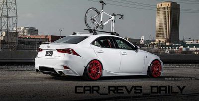 Lexus Rocks SEMA - Wild IS350 Widebodies Showcase13