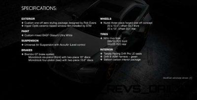 Lexus Rocks SEMA - Wild IS350 Widebodies Showcase5