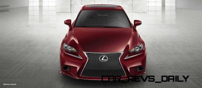 Lexus Rocks SEMA - Wild IS350 Widebodies Showcase8