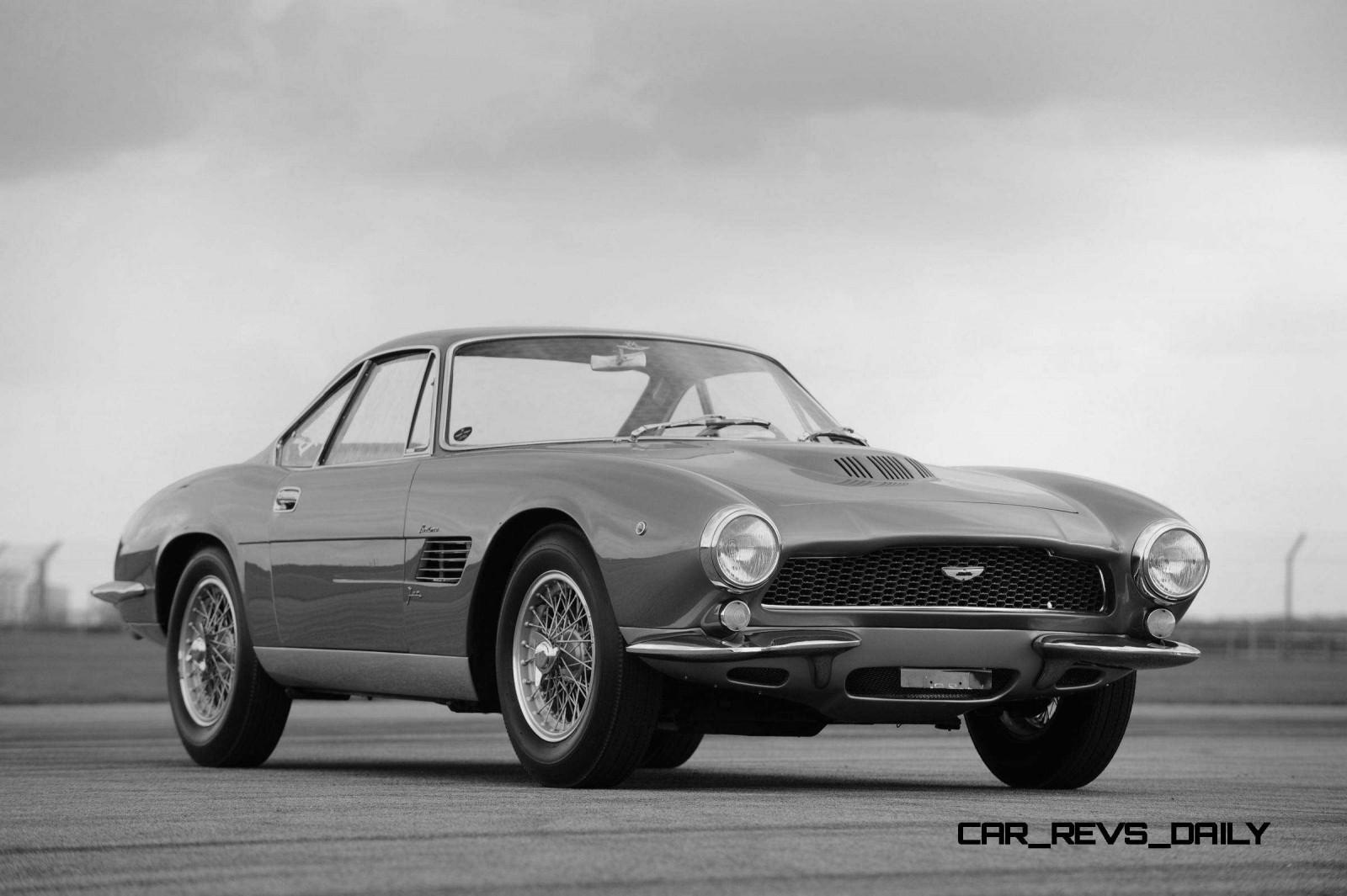 Lot 239 1960 Aston Martin Bertone 'Jet' DB4GT
