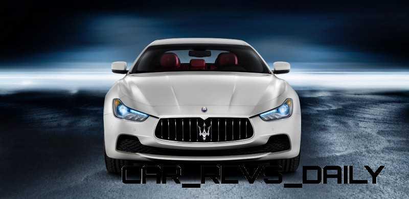 Maserati-Ghibli-Frontale