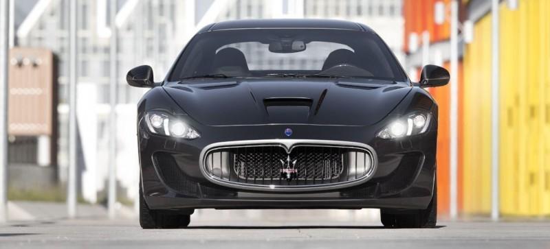 Maserati MC Stradale High-Res Images - CarRevsDaily.com - GranCabrio GranTurismo29