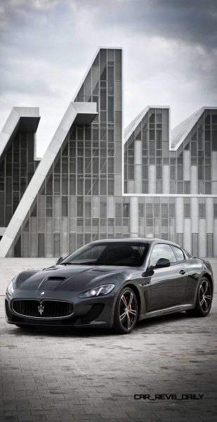 Maserati MC Stradale High-Res Images - CarRevsDaily