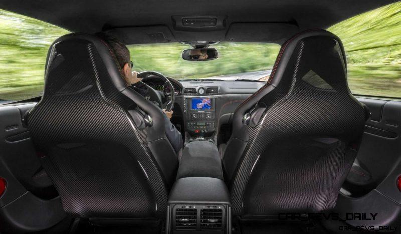 Maserati MC Stradale High-Res Images - CarRevsDaily.com - GranCabrio GranTurismo62