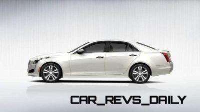 Mega Galleries - 2014 Cadillac CTS Vsport Premium10