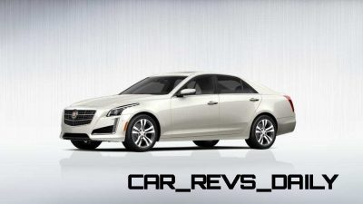 Mega Galleries - 2014 Cadillac CTS Vsport Premium11