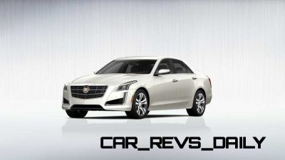 Mega Galleries - 2014 Cadillac CTS Vsport Premium12