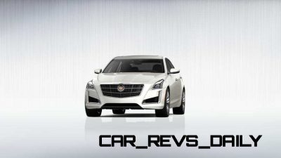Mega Galleries - 2014 Cadillac CTS Vsport Premium14